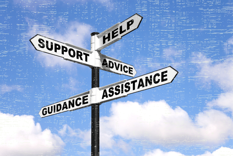 support signposting