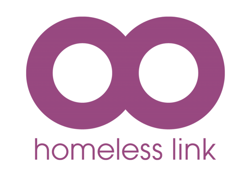Footer Homeless Link