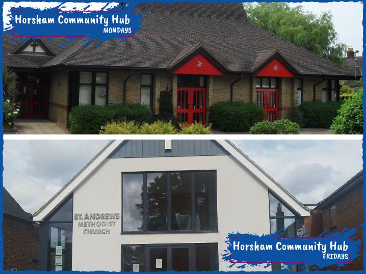Horsham Hubs
