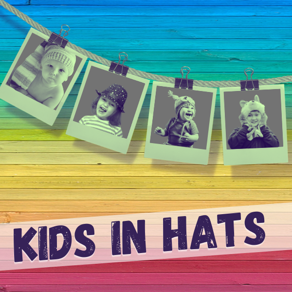 Kids in Hats
