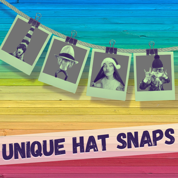 Unique Hat Snaps