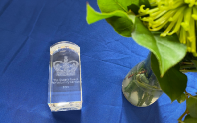 Queen's Award Win